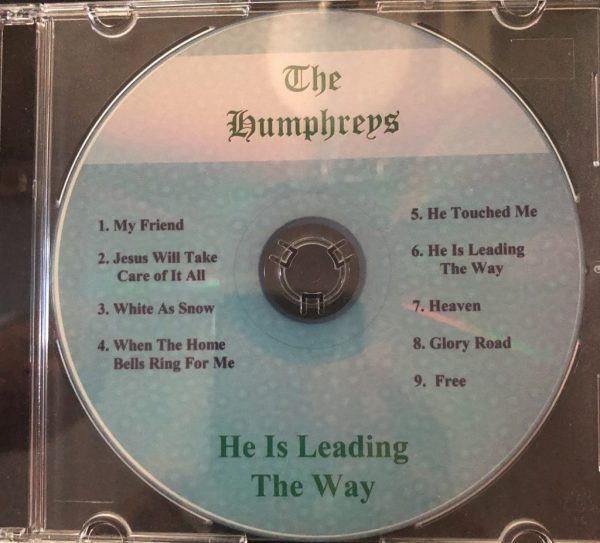 He Is Leading The Way - The Humphreys
