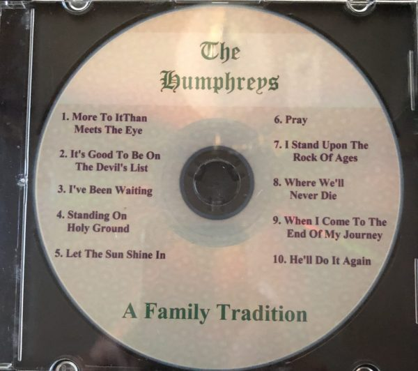 A Family Tradition - The Humphreys